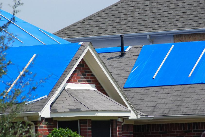 roof tarping tyler tx